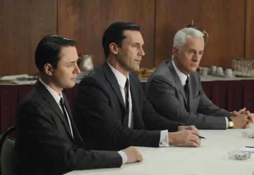 Mad Men Meeting