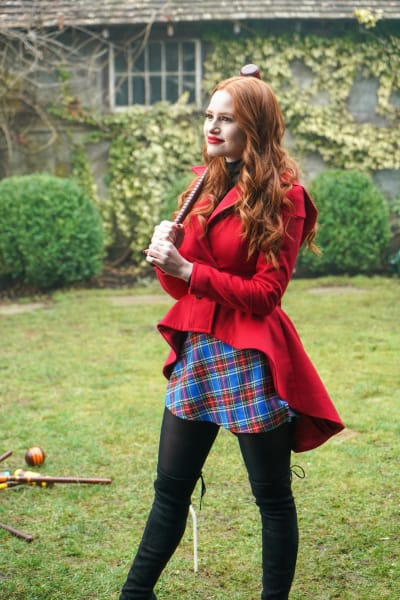 Armed and Ready - Riverdale Season 3 Episode 15