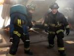 Gallo and Mouch - Chicago Fire Season 9 Episode 6