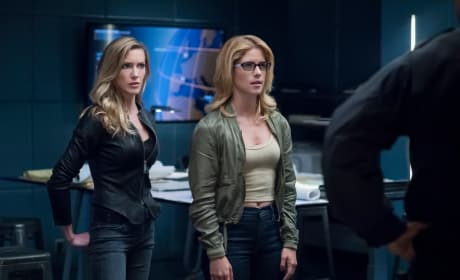 Gal Pals Forever - Arrow Season 7 Episode 6