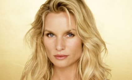 Nicollette Sheridan Films Final Episode
