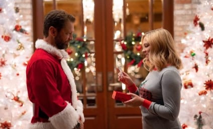 Dear Christmas Review: Chris of All Trades, Master of Natalie's Heart