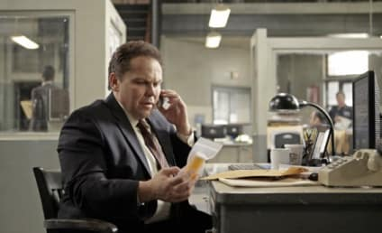 "Person of Interest Interview: Kevin Chapman on ""Dope"" of a Detective"