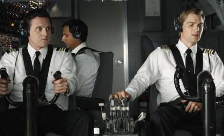 Pan Am Pilots