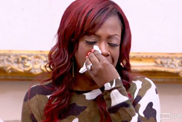 Real Housewife, Real Tears