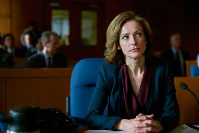 Side Eye Gibbs - Suits Season 5 Episode 15