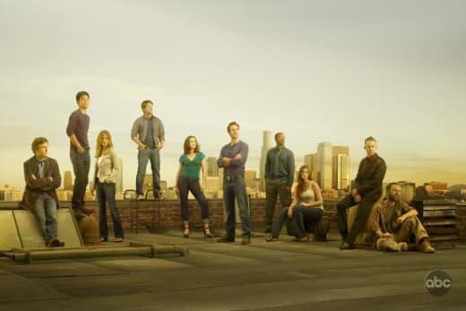 FlashForward Cast Pic