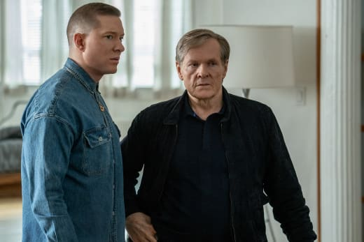 Father and Son Concerns - Power Season 5 Episode 9