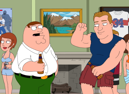 Watch Family Guy Season 15 Episode 11 Online