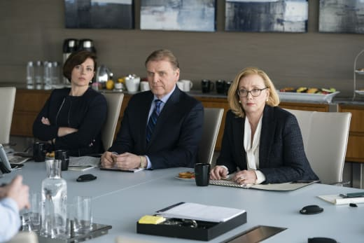 The Board - Succession Season 2 Episode 3