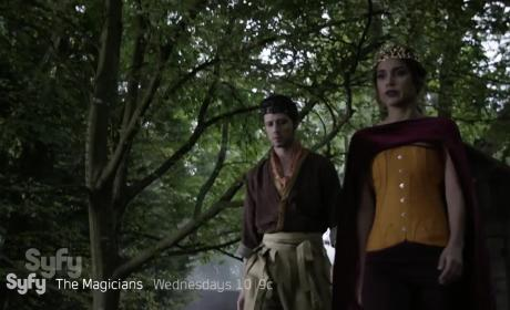 The Magicians Sneak Peek: Can Quentin Summon Alice?