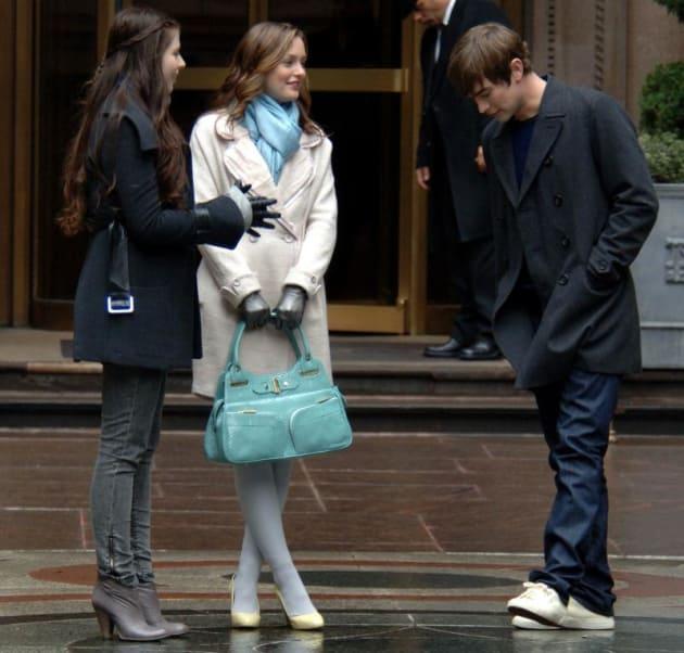 Gossip Girl Quotes About New York: Filming Gossip Girl Scenes