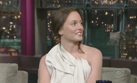 Leighton on David Letterman