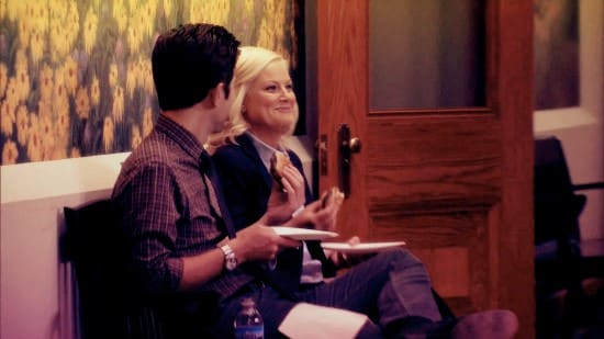 Ben and Leslie (Parks and Recreation)