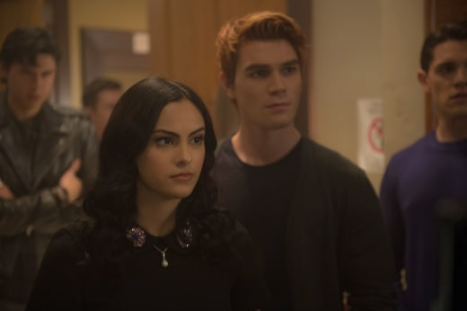 On Board With the Plan - Riverdale