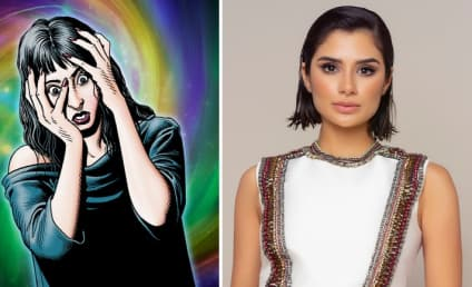 Doom Patrol: Diane Guerrero Cast as Crazy Jane!