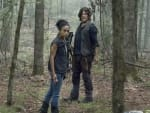 Supplies Go Missing - The Walking Dead