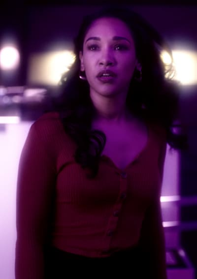Iris Finds Out The Truth - The Flash Season 5 Episode 12