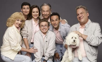 "George Segal Remembered By Goldbergs Creator, Cast: ""Today We Lost A Legend"""