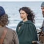 Goodbye, Claire - Outlander Season 1 Episode 16