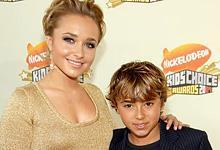 Hayden and Jansen Panettiere