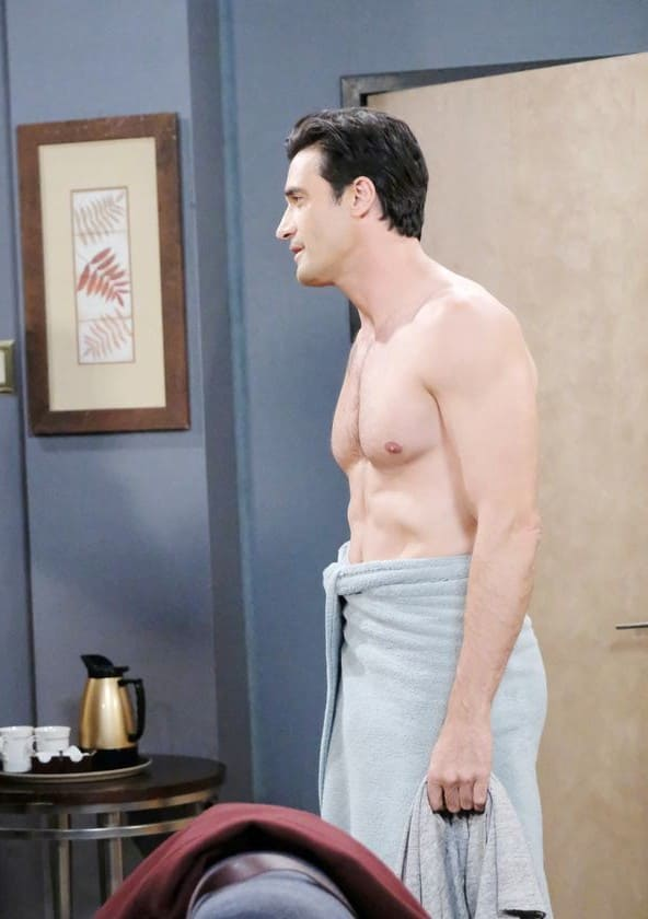 Ted Makes Trouble - Days of Our Lives