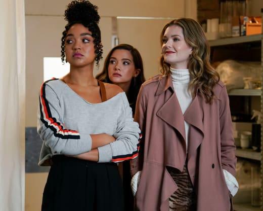 Triple Trouble - The Bold Type Season 4 Episode 6