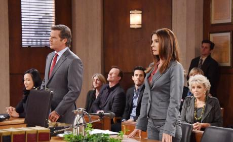 Hope Is Sentenced for Murder - Days of Our Lives