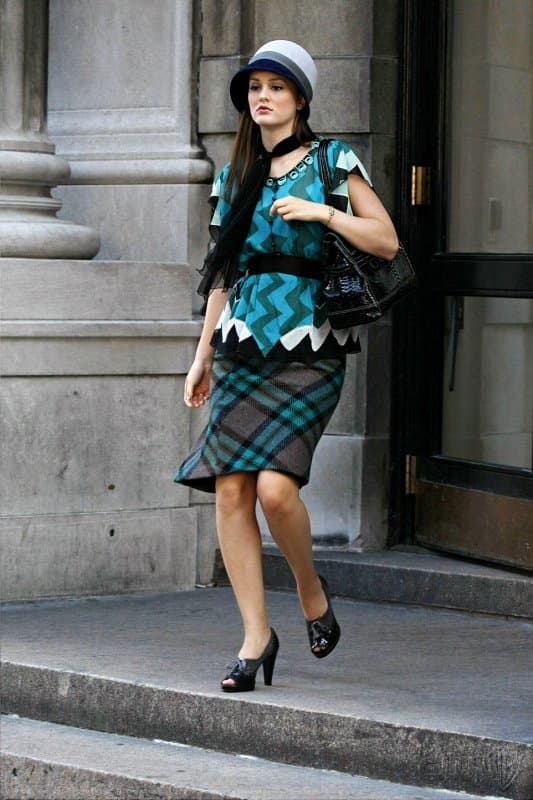 blair waldorf fashion
