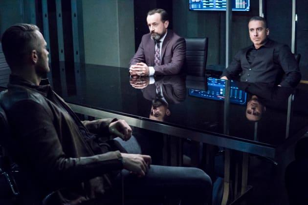 The Discussion - Arrow Season 6 Episode 12