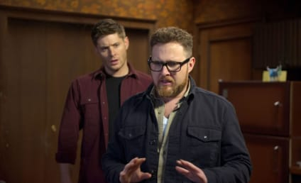 Supernatural Picture Preview: Ghostfacers Return!