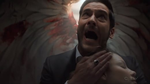 A Painful Showdown - Lucifer Season 3 Episode 24