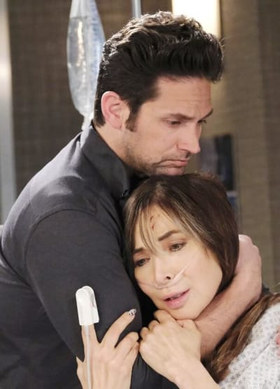Kate Goes Blind / Tall - Days of Our Lives