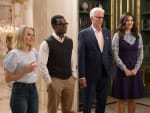 Goodbyes Are Hard To Say - The Good Place