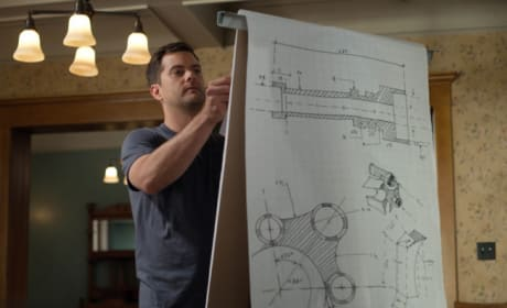 Studying a Diagram