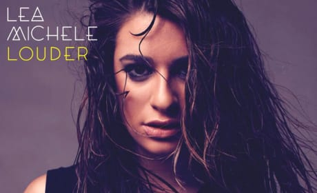 Lea Michele Album Art
