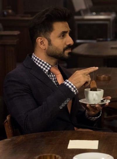 Jai Has All the Tea - Tall - Whiskey Cavalier