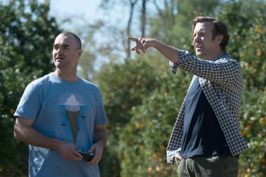 Mike and Tandy search for goats - The Last Man on Earth Season 4 Episode 18
