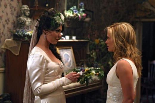 Maryann and Her Bridesmaid