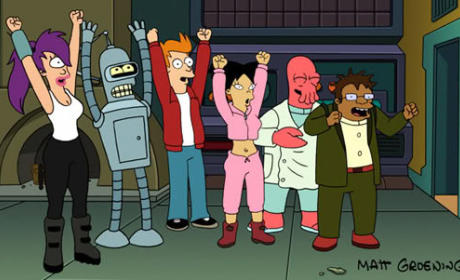 Futurama Returns!