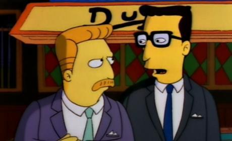 Burns Verkaufen der Kraftwerk Picture