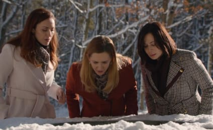 Good Witch Ending with Season 7 at Hallmark