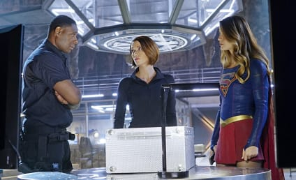 Watch Supergirl Online: Season 1 Episode 12